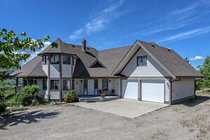 6305 Apple Lane, Vernon BC - Unique Opportunity on 7.99 Acres!