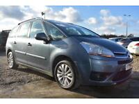 Citroen Grand C4 Picasso 1.6HDi 16v VTR+ PX TO CLEAR