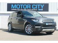 2017 Land Rover Range Rover Sport SDV6 HSE Auto Estate Diesel Automatic