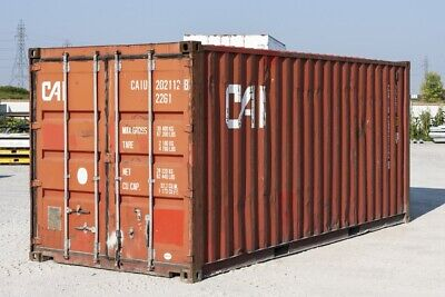 20ft Used Storage Container For Sale Houston Tx 2500