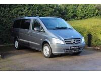 Mercedes-Benz Vito 2.1CDI ( EU5 ) - Long Dualiner Sport 116