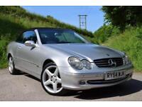 2004 Mercedes-Benz CLK200 Kompressor 1.8 auto Avantgarde