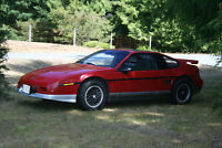 1988 Fiero Project Car
