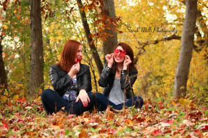 Mini Fall Photography Sessions Available! - $40.00