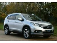 2013 Honda CR-V I-DTEC EX Estate Diesel Manual