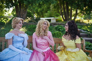 Magical Princess Dress-Up Parties!
