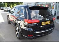 2016 Jeep Grand Cherokee 3.0 CRD Overland 4x4 5dr Diesel black Automatic