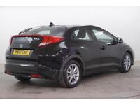 2012 Honda Civic I-DTEC SE Diesel black Manual