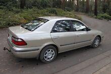 1998 Mazda 626 Sedan URGENT/NEGOTIABLE Olinda Yarra Ranges Preview