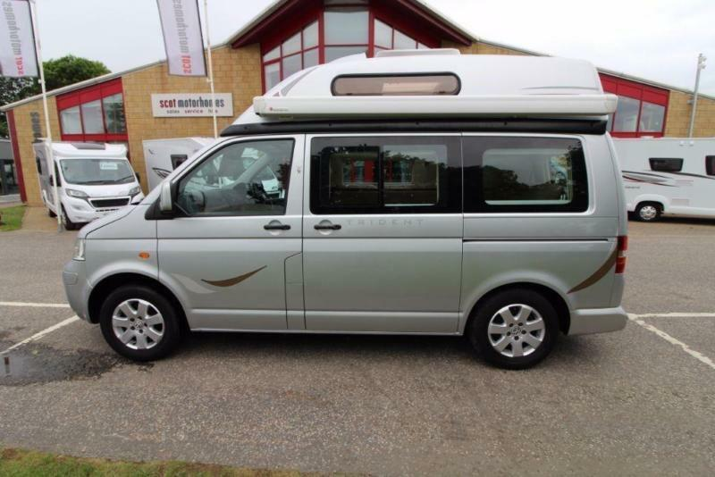 Auto Sleepers For Sale Gumtree: Autosleeper Trident 4 Berth Campervan For Sale