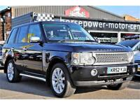 2003 Land Rover Range Rover 3.0 Td6 Vogue 5dr Diesel blue Automatic