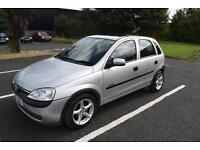 Vauxhall Corsa 1.2i 16v ( a/c ) 2001MY Comfort, ideal first car