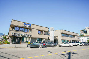 Premier professional office space in the heart of Chilliwack