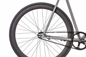 99$ set de roues de fixie neuve fixed gear bike wheelset new