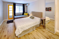 FURNISHED STUDIO APARTMENTS 4 SHORT TERM~ DOWNTOWN MTL