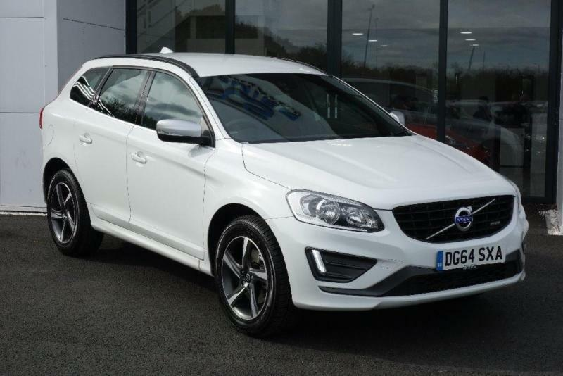 2014 Volvo XC60 2.0 TD D4 R-Design Geartronic 5dr (start/stop)