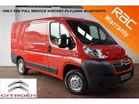 2013 Citroen Relay 2.2HDi 30 L1H1 Enterprise-ONLY 58K FULL SERVICE HISTORY-
