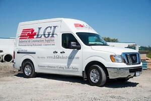 CANADA'S ONLY MOBILE INDUSTRIAL ; CONSTRUCTION SUPPLY STORE