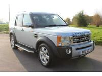 Land Rover Discovery 3 2.7TD V6 auto HSE 07 7 seater Diesel