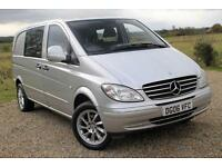 2006/06 Mercedes-Benz Vito 2.1TD Basic - Compact Dualiner