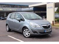 2010 Vauxhall Meriva 1.4 T 16v Exclusiv 5dr (a/c)