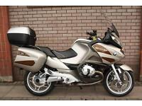 BMW R1200RT R 1200 RT TOURER FULL LUGGAGE