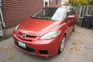 2006 Mazda5 (either for parts or requiring exhaust work)