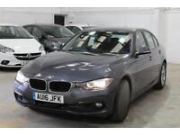 2016 BMW 3 Series 2.0 316d SE (s/s) 4dr