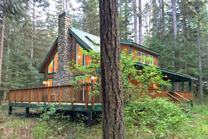 Mt. Baker Lodging - Cabin #78 - HOT TUB, PETS OK, BBQ, SLEEPS-8!