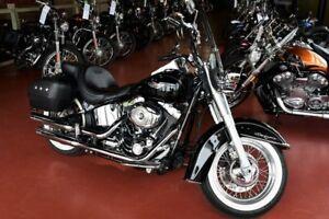 2007 Harley-Davidson Softail Deluxe - FLSTN