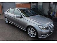 Mercedes C220 CDI BLUEEFFICIENCY AMG SPORT