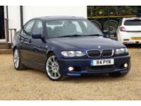 2004 BMW 3 Series 3.0 330d M Sport 4dr