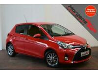 16 Toyota Yaris 1.33 VVT-i Icon-USB-DAB-B.TOOTH-CAMERA-LOW MILES-FULL SERVICE H.