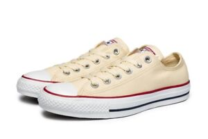 Converse Unisex Chuck Taylor All Star Low Top - Natural White
