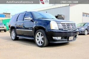 2010 Cadillac Escalade AWD Luxury EDTION ,LOADED BLACK ON BLACK