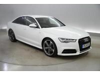 Audi A6 2.0 TDI Ultra Black Edition 4dr