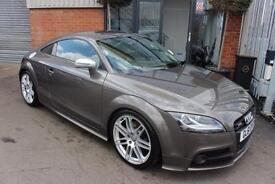 Audi TTS TFSI QUATTRO S LINE BLACK EDITION
