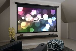 Elite Electric Screen New in Box London Ontario image 1