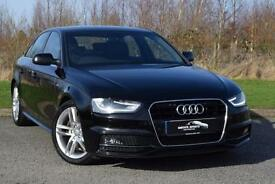 Audi A4 2.0TDI ( 150ps ) Multitronic 2014MY S Line