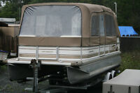 Top of the line- used Pontoon- reduced price. WOW