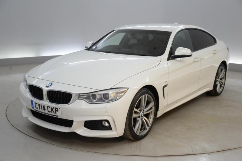 BMW 4 Series Gran Coupe 420d M Sport 5dr Auto   in ...