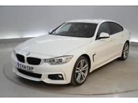 BMW 4 Series Gran Coupe 420d M Sport 5dr Auto