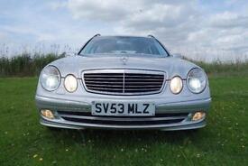2003 Mercedes-Benz E Class 3.2 E320 CDI Avantgarde 5dr