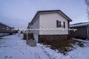 Showhome condition in Parkland Village Spruce Grove