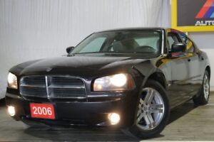 2006 Dodge Charger LEATHER SUNROOF ALLOYS DOOR CRASHER PRICE!!