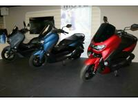 Yamaha NMAX 125cc Scooter from Stock