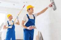 Painters needed from May to August large commercial job.