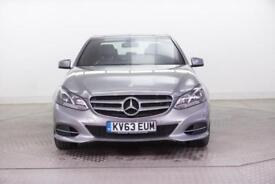 2013 Mercedes-Benz E Class E220 CDI SE Diesel silver Automatic