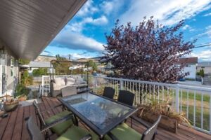 AMAZING HOME FOR SALE w/Suite Potential in Penticton
