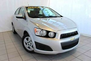 2012 CHEVROLET SONIC LT, AUTOMATIQUE, BLUETOOTH West Island Greater Montréal image 3